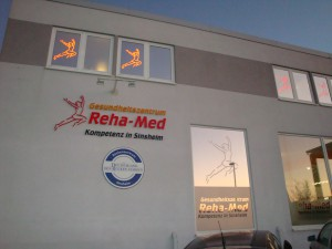 Rückenzentrum Reha-Med, Sinsheim